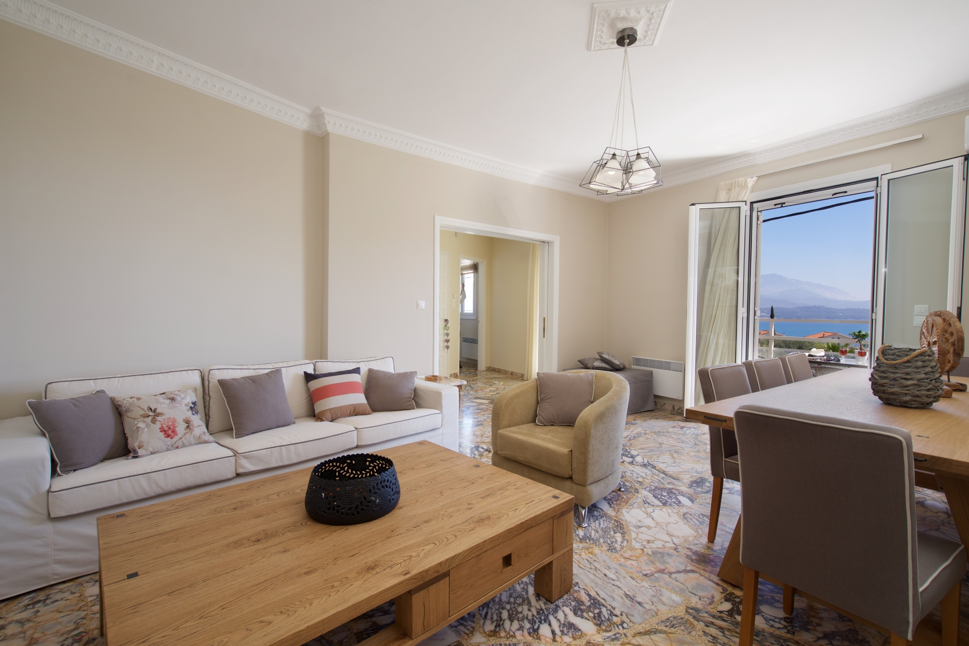 Lixouri View Luxury Apartment